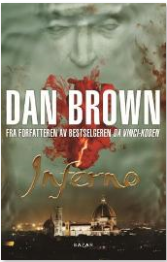 Inferno av Dan Brown